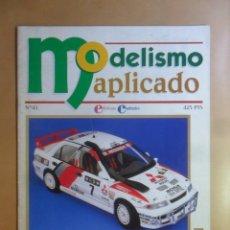 Hobbys: Nº 43 - MODELISMO APLICADO - TECNICAS BASICAS - ED. CONTRASTES . Lote 179398141