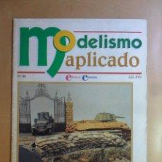 Hobbys: Nº 46 - MODELISMO APLICADO - DIORAMA LENINGRADO - ED. CONTRASTES . Lote 179398248