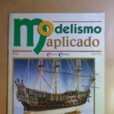Hobbys: Nº 52 - MODELISMO APLICADO - MONTAJE AVANZADO - ED. CONTRASTES . Lote 179398396
