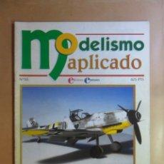 Hobbys: Nº 55 - MODELISMO APLICADO - SUPERDETALLADO DE AVIONES - ED. CONTRASTES . Lote 179398550
