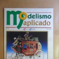 Hobbys: Nº 57 - MODELISMO APLICADO - DIORAMA OESTE II - ED. CONTRASTES . Lote 179398746
