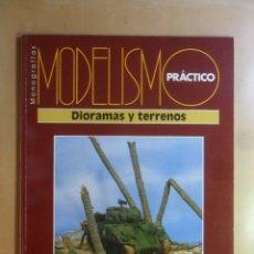 Hobbys: MODELISMO PRACTICO - DIORAMAS Y TERRENOS - ED. GRANADA - ** VER INDICE. Lote 179403788