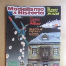 Hobbys: Nº 3 - MODELISMO & HISTORIA - FEBRERO - 1983 ** VER INDICE. Lote 179403963