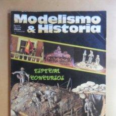 Hobbys: Nº 31 - MODELISMO & HISTORIA - JUNIO - 1985 ** VER INDICE. Lote 179404067