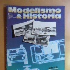 Hobbys: Nº 34 - MODELISMO & HISTORIA - SEPTIEMBRE - 1985 ** VER INDICE. Lote 179404125