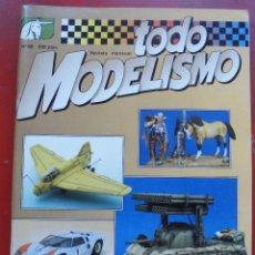Hobbys: TODOMODELISMO Nº 56. Lote 179582845
