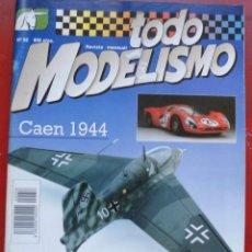 Hobbys: TODOMODELISMO Nº 58. Lote 179584316