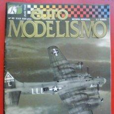 Hobbys: EUROMODELISMO Nº 99. Lote 179594270