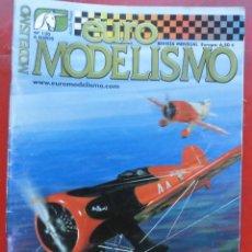 Hobbys: EUROMODELISMO Nº 120. Lote 179600636
