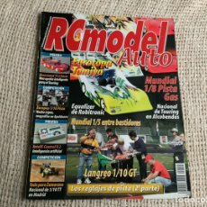 Hobbys: RC MODEL AUTO Nº 249 , REVISTA DE MODELISMO - EDITADA - 2001. Lote 182509881