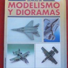 Hobbys: MODELISMO Y DIORAMAS Nº 34. Lote 182922671