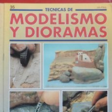 Hobbys: MODELISMO Y DIORAMAS Nº 35. Lote 182922796