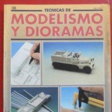 Hobbys: MODELISMO Y DIORAMAS Nº 38. Lote 182922971