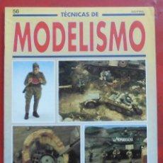 Hobbys: MODELISMO Y DIORAMAS Nº 56. Lote 182923600