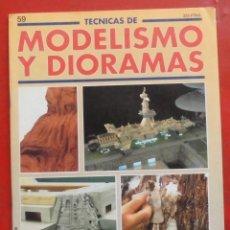 Hobbys: MODELISMO Y DIORAMAS Nº 59. Lote 182923795