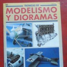 Hobbys: MODELISMO Y DIORAMAS Nº 60. Lote 182924145