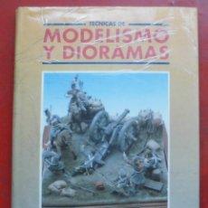 Hobbys: MODELISMO Y DIORAMAS VOLÚMEN DIORAMAS I. Lote 182944673