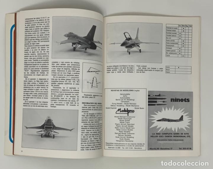 Hobbys: STAFFEL REVISTA DE MODELISMO Y MINIATURISMO AÑO II Nº 6 - Foto 5 - 183717442