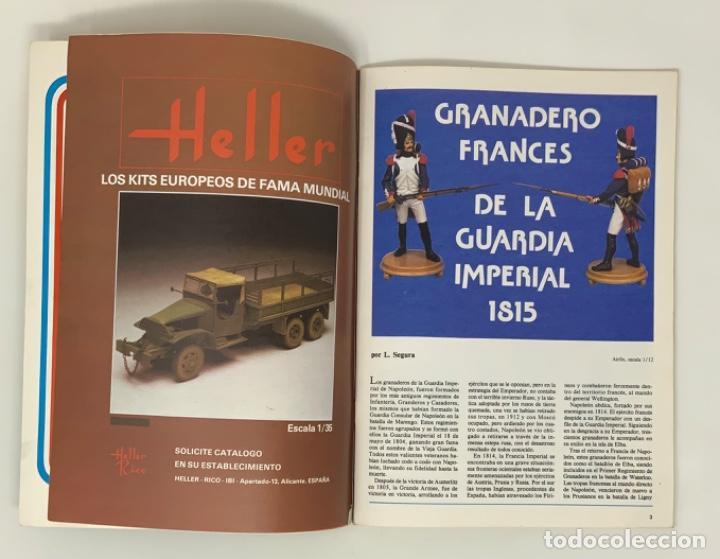 Hobbys: STAFFEL REVISTA DE MODELISMO Y MINIATURISMO AÑO II Nº 6 - Foto 6 - 183717442