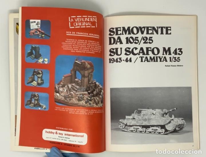 Hobbys: STAFFEL REVISTA DE MODELISMO Y MINIATURISMO AÑO III Nº 13 - Foto 4 - 183718503
