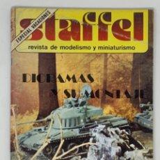 Hobbys: STAFFEL REVISTA DE MODELISMO Y MINIATURISMO AÑO II Nº 10. Lote 183719308