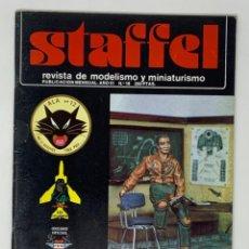 Hobbys: STAFFEL REVISTA DE MODELISMO Y MINIATURISMO AÑO III Nº 16. Lote 183719573