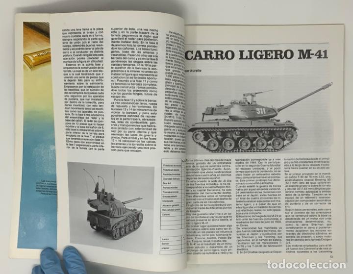 Hobbys: STAFFEL REVISTA DE MODELISMO Y MINIATURISMO AÑO III Nº 16 - Foto 4 - 183719573