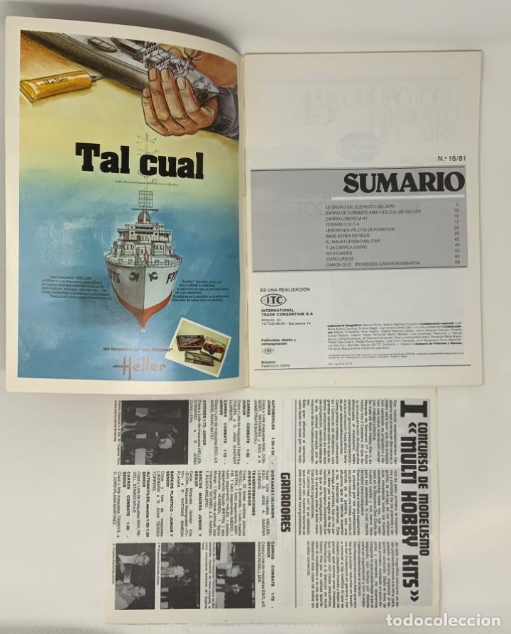 Hobbys: STAFFEL REVISTA DE MODELISMO Y MINIATURISMO AÑO III Nº 16 - Foto 5 - 183719573