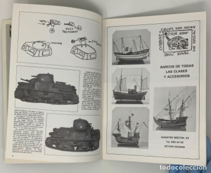 Hobbys: STAFFEL REVISTA DE MODELISMO Y MINIATURISMO AÑO II Nº 11 - Foto 5 - 183719897