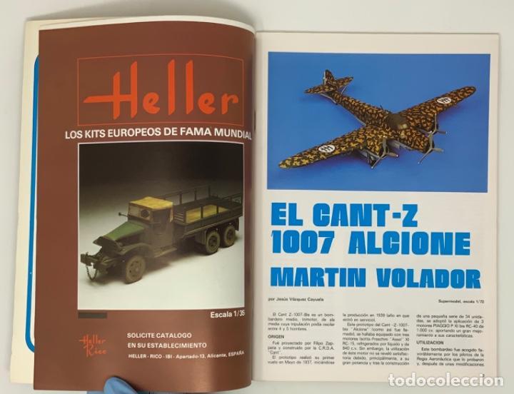 Hobbys: STAFFEL REVISTA DE MODELISMO Y MINIATURISMO AÑO II Nº 8 - Foto 3 - 183720670