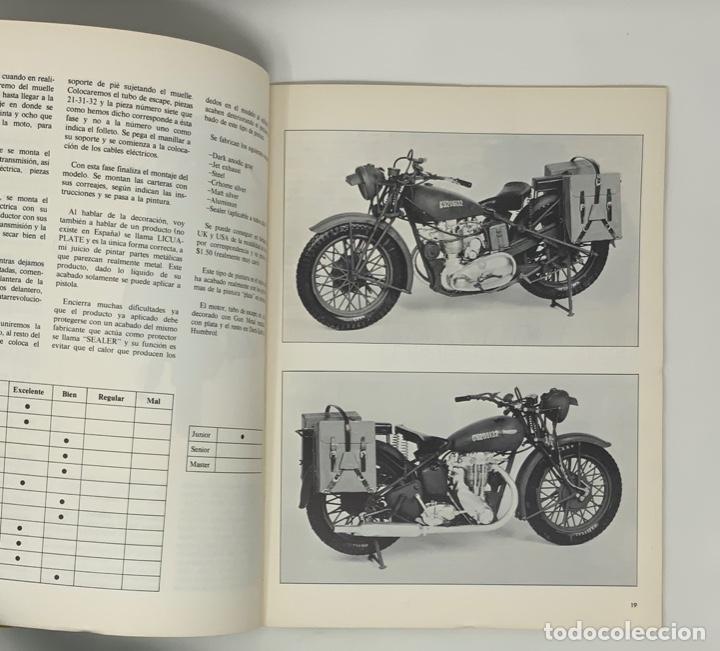 Hobbys: STAFFEL REVISTA DE MODELISMO Y MINIATURISMO AÑO I Nº 2 - Foto 6 - 183721213