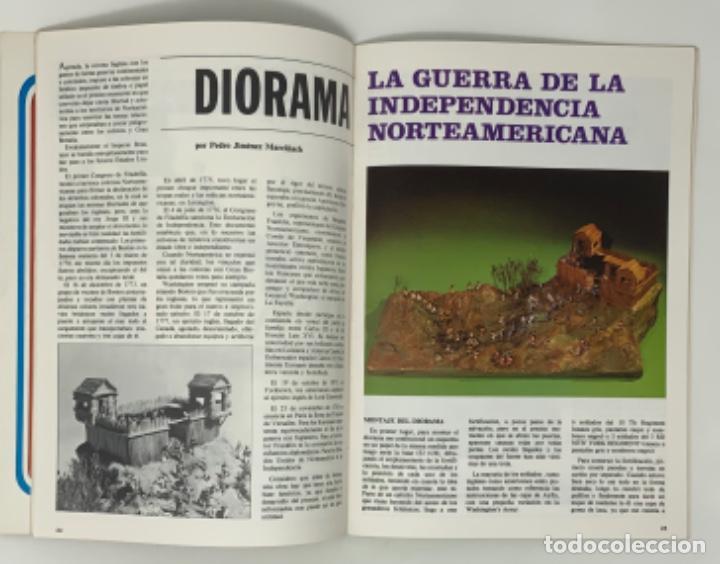 Hobbys: STAFFEL REVISTA DE MODELISMO Y MINIATURISMO AÑO II Nº 7 - Foto 4 - 183721757