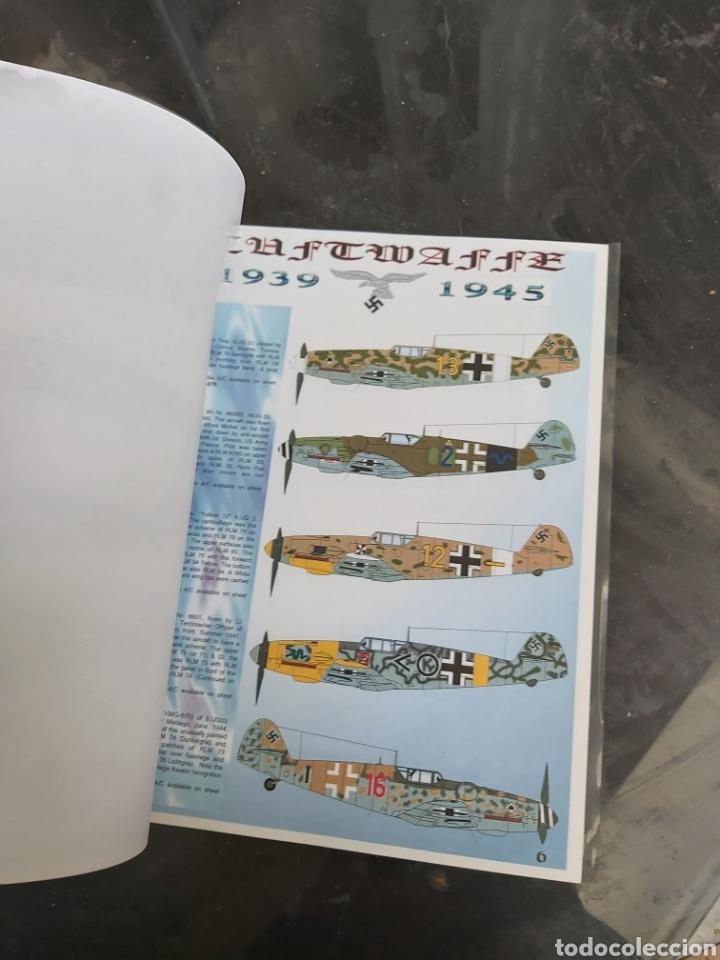 Hobbys: Luftwaffe Colores y Esquemas - Foto 3 - 183973086