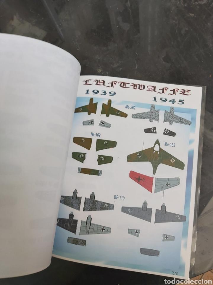Hobbys: Luftwaffe Colores y Esquemas - Foto 4 - 183973086
