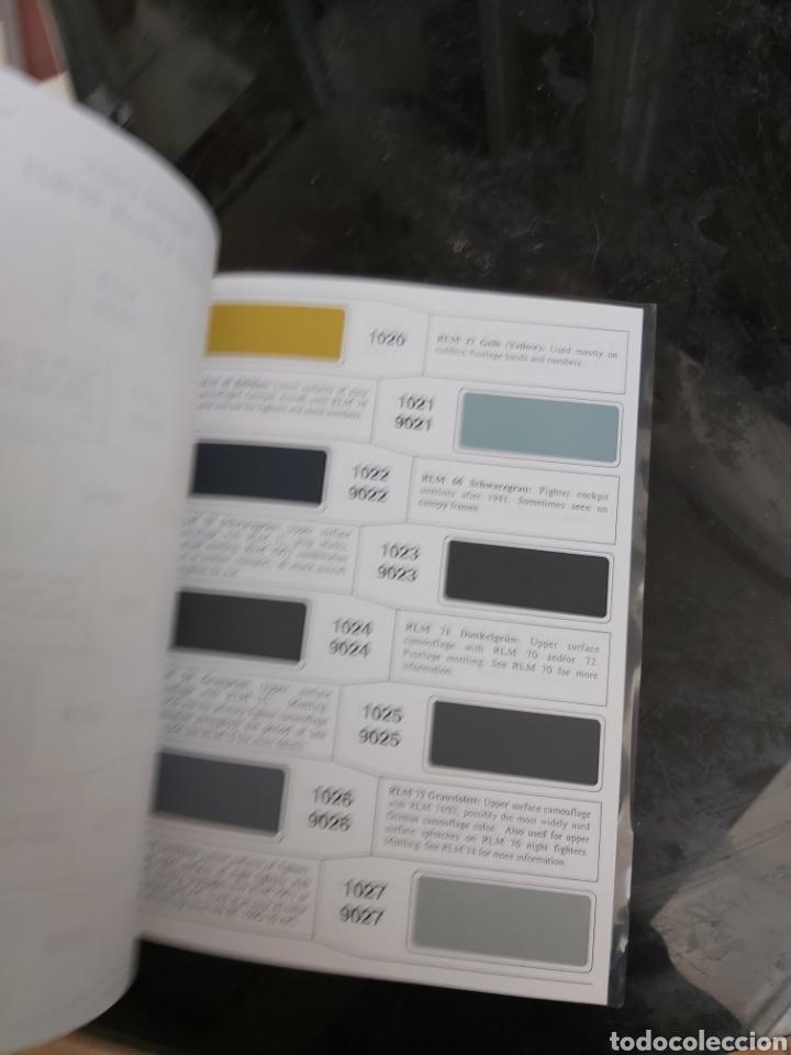 Hobbys: Luftwaffe Colores y Esquemas - Foto 5 - 183973086