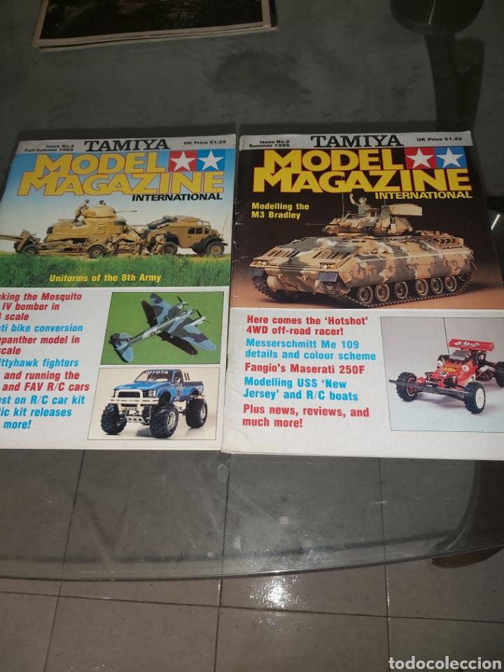 TAMIYA MODEL MAGAZINE INTERNATIONAL (Juguetes - Modelismo y Radiocontrol - Revistas)