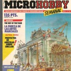 Hobbys: MICROHOBBY. Nº 80. REVISTA INDEPENDIENTE PARA USUARIOS DE ORDENADORES SINCLAIR.(P/B4). Lote 189424717