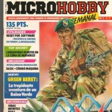 Hobbys: MICROHOBBY. Nº 77. REVISTA INDEPENDIENTE PARA USUARIOS DE ORDENADORES SINCLAIR.(P/B4). Lote 189424861
