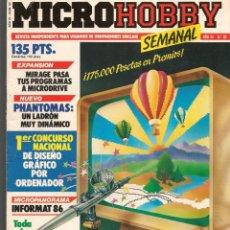 Hobbys: MICROHOBBY. Nº 82. REVISTA INDEPENDIENTE PARA USUARIOS DE ORDENADORES SINCLAIR.(P/B4). Lote 189425723