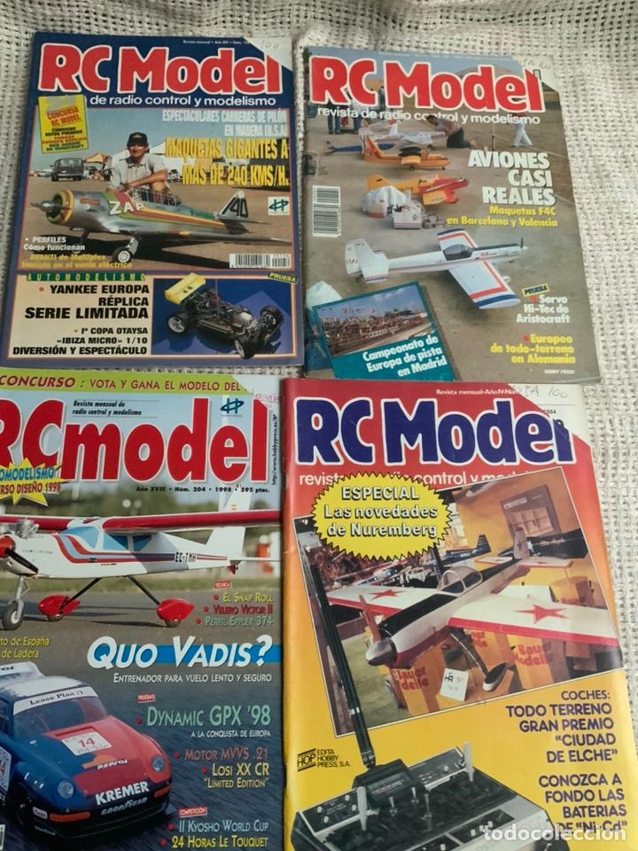 Hobbys: RC MODEL, REVISTA RADIO CONTROL Y MODELISMO , LOTE 44 EJEMPLARES - Foto 3 - 189668923