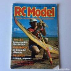 Hobbys: REVISA RC MODEL - Nº 5 - 1981 - REVISTA DE RADIO CONTROL Y MODELISMO. Lote 226782650