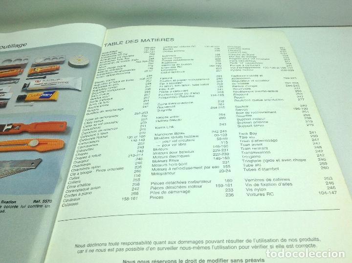 Hobbys: CATALOGO ROBBE - MODELISME AÑO 1981 - SORTENY MODELISME PRINCIPAT DANDORRA RC - Foto 6 - 192701222