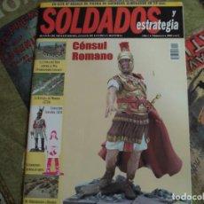 Hobbys: SOLDADOS Y ESTRATEGIA Nº 6. Lote 195043051