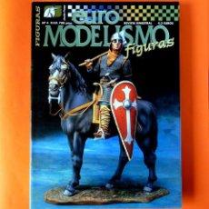 Hobbys: REVISTA EURO MODELISMO FIGURAS, Nº 4, JULIO-AGOSTO 2000, DE ACCIÓN PRESS, NUEVA - DIFÍCIL. Lote 178778077