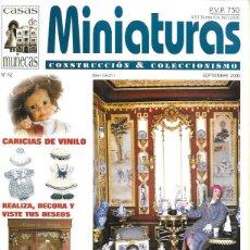 Hobbys: MINIATURAS CONSTRUCCIÓN & COLECCIONISMO. Nº 42. Lote 201309037
