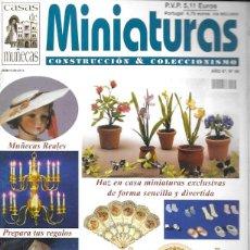 Hobbys: MINIATURAS CONSTRUCCIÓN & COLECCIONISMO. Nº 66. Lote 201309062