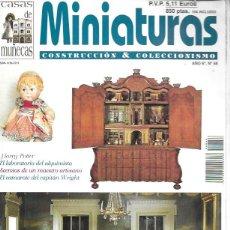 Hobbys: MINIATURAS CONSTRUCCIÓN & COLECCIONISMO. Nº 58. Lote 201309167