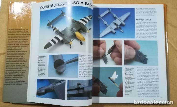 Hobbys: TECNICAS DE MODELISMO Y DIORAMAS - TOMO DE AVIONES - Ediciones Genesis - Foto 3 - 208112530