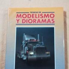 Hobbys: TECNICAS DE MODELISMO Y DIORAMAS - TOMO DE MISCELANEA MODELISTICA - EDICIONES GENESIS. Lote 208112546