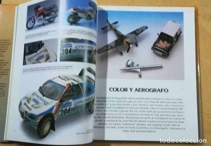 Hobbys: TECNICAS DE MODELISMO Y DIORAMAS - TOMO DE MISCELANEA MODELISTICA - Ediciones Genesis - Foto 3 - 208112546